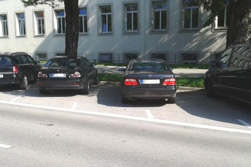 Parken für Anfänger