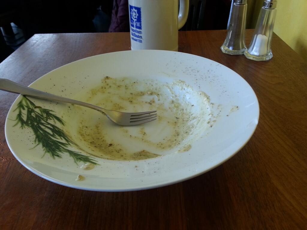 Mahlzeit 2.0 - Danke Andreas Zwilling!