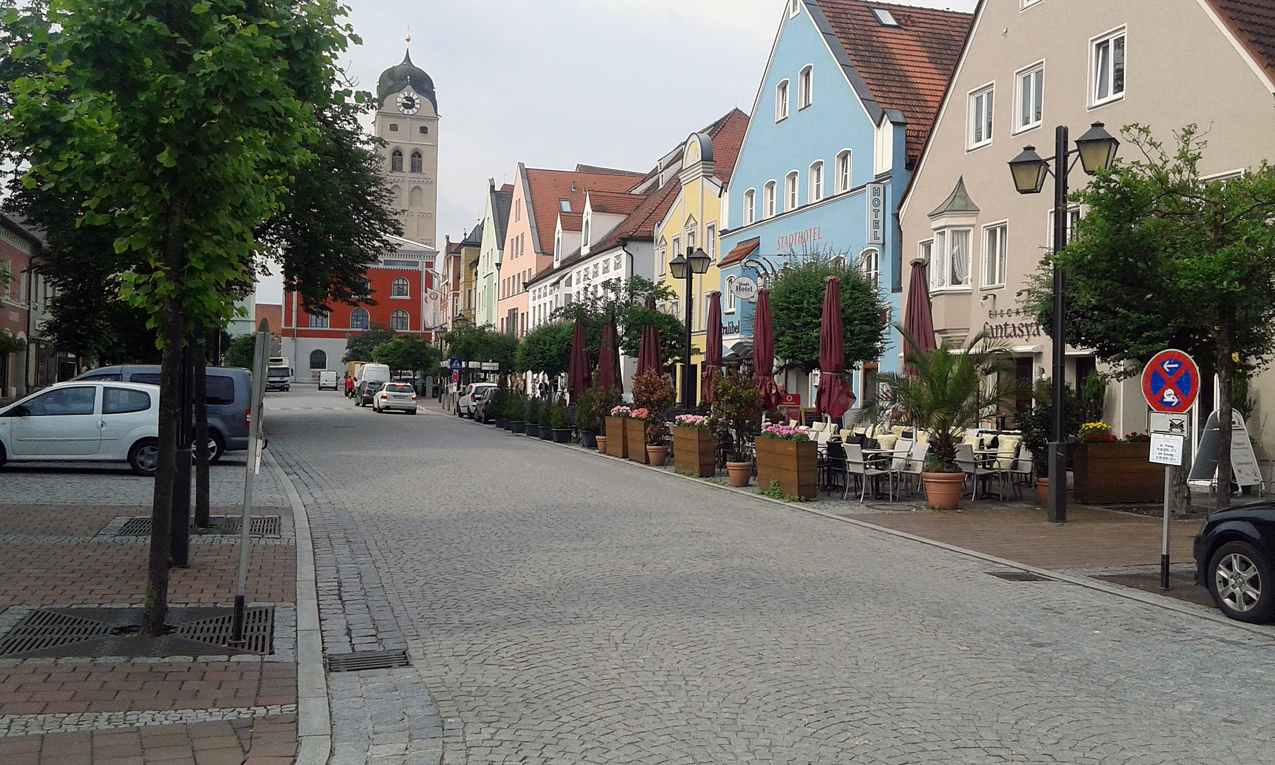 Blogparade 'München': Dahoam is do, wo ma Autofahrn ko...