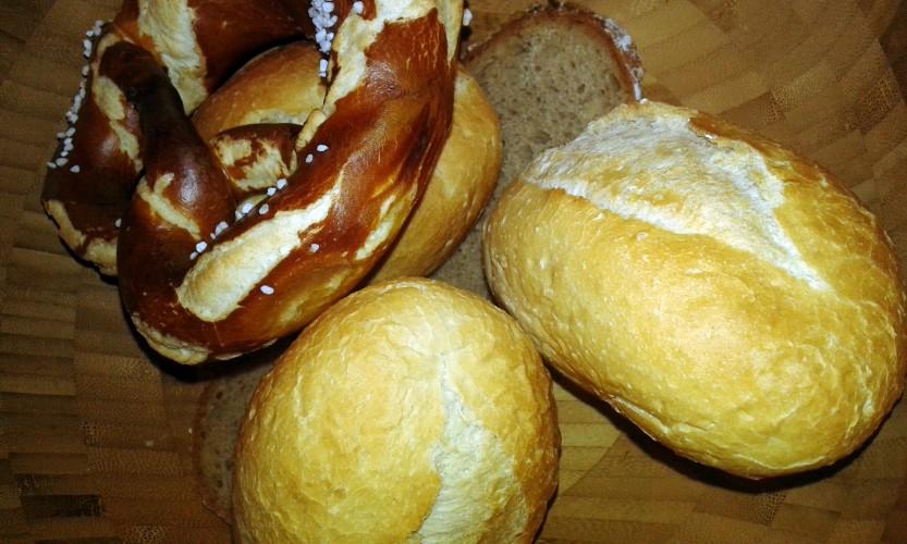 Beim Bäcker hinterm Hanswurst