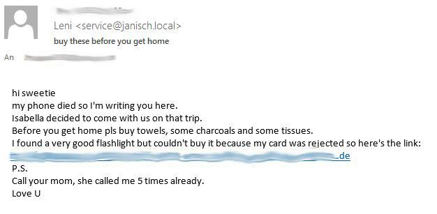 Dear Leni