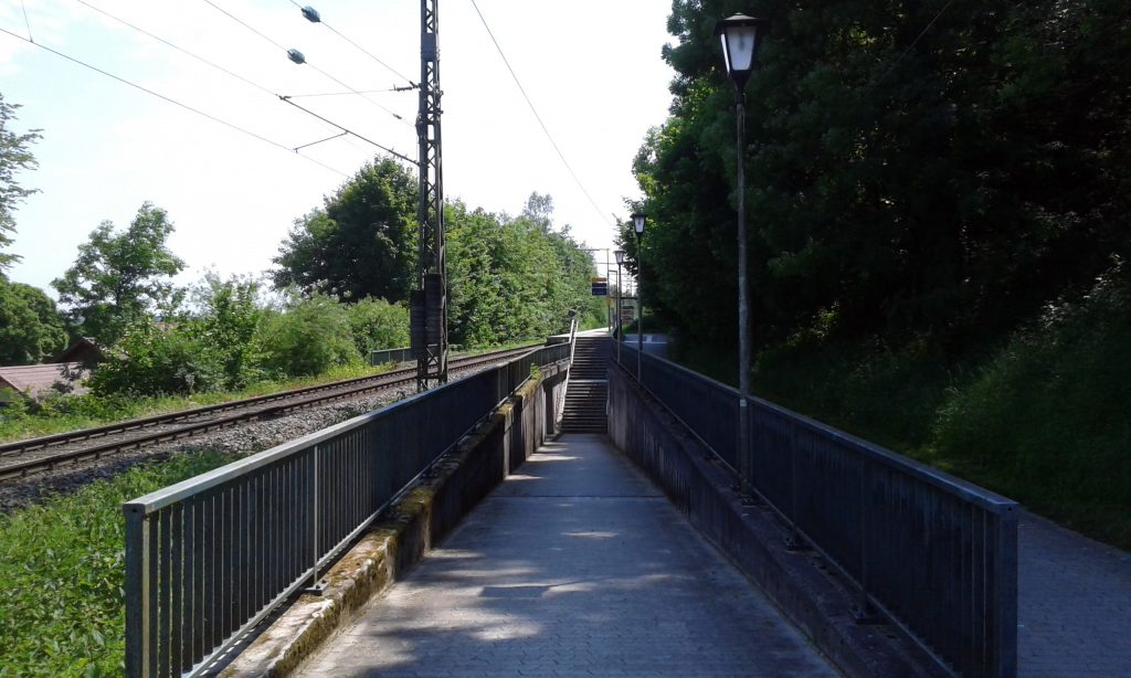 Bahnhöfe der Region - St. Koloman
