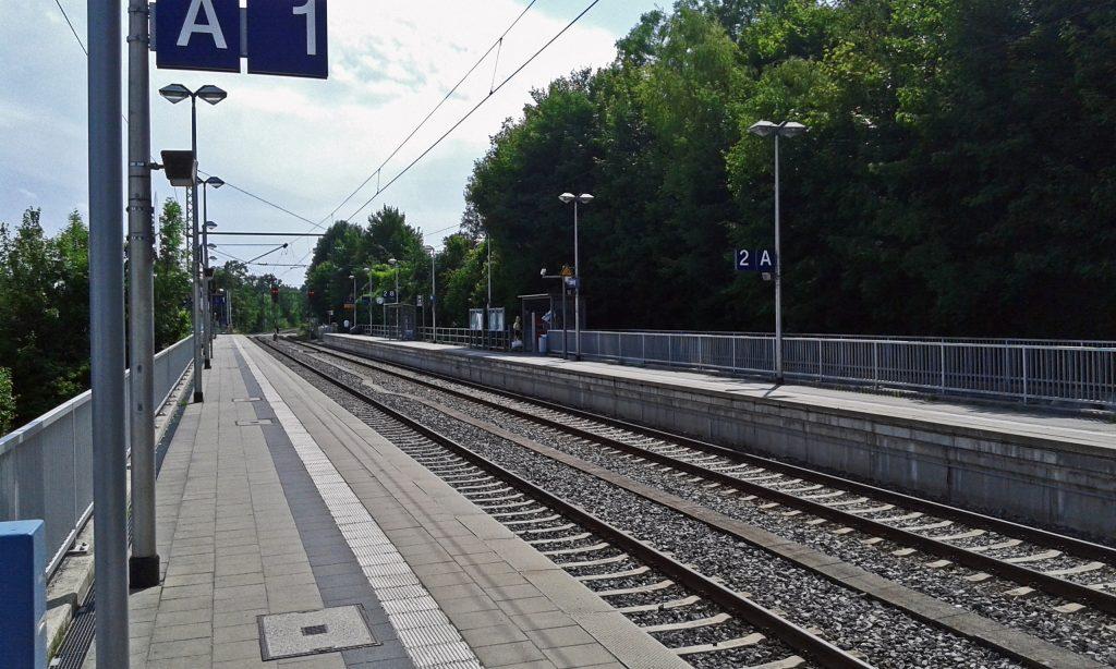 Bahnhöfe der Region - Icking