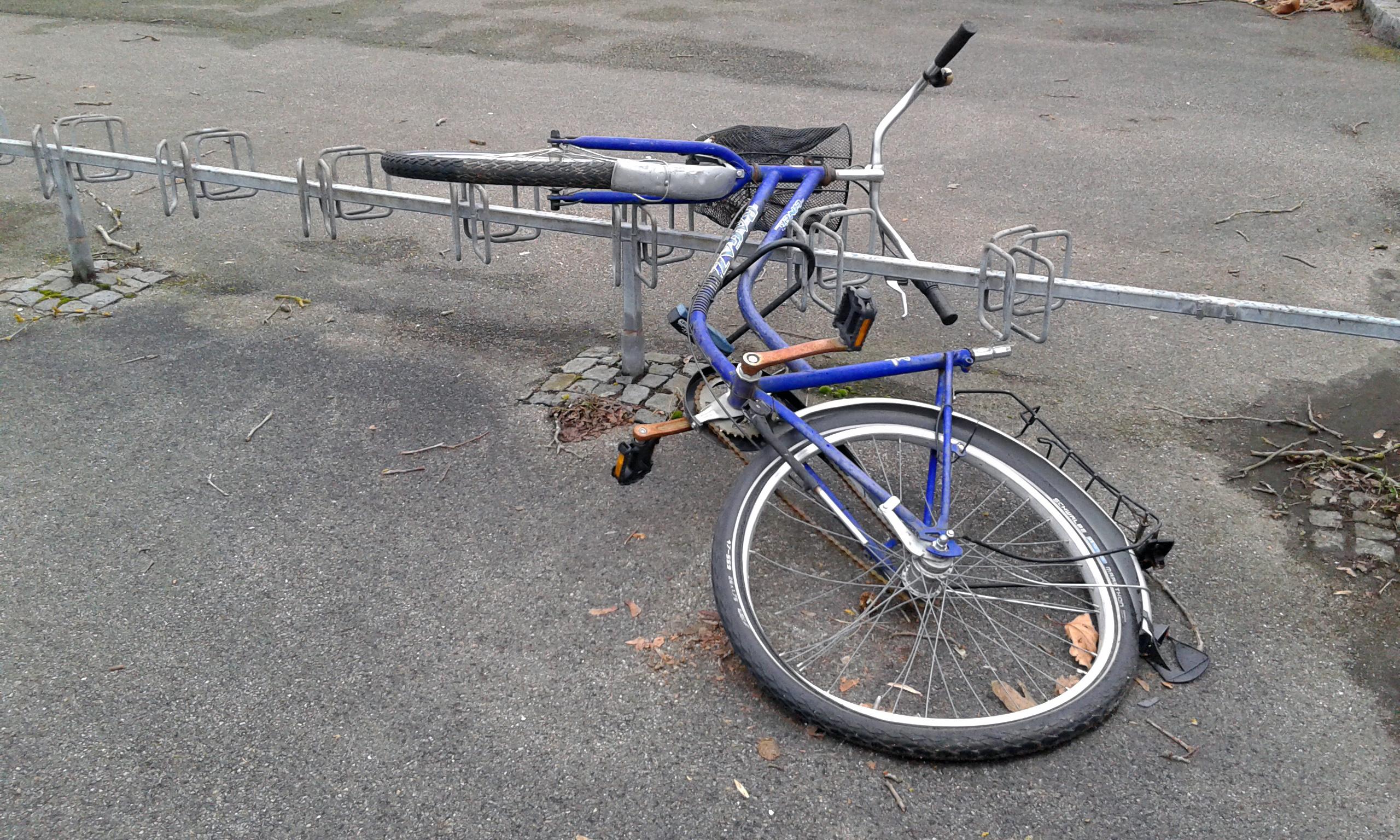 Fahrradfunde
