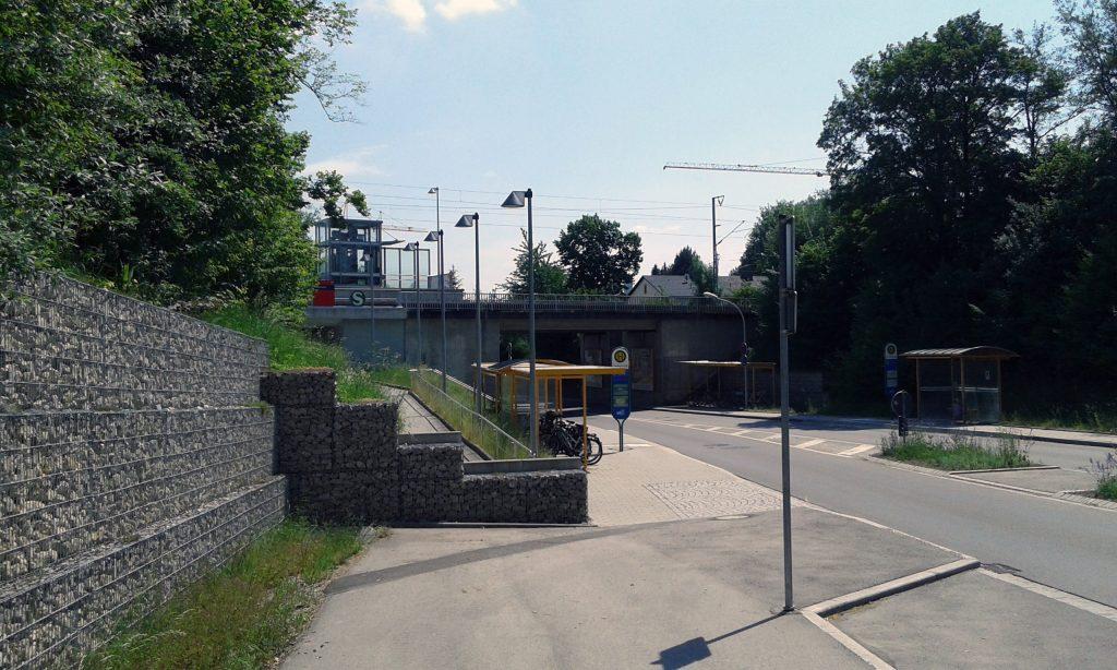 Bahnhöfe der Region - Ottenhofen