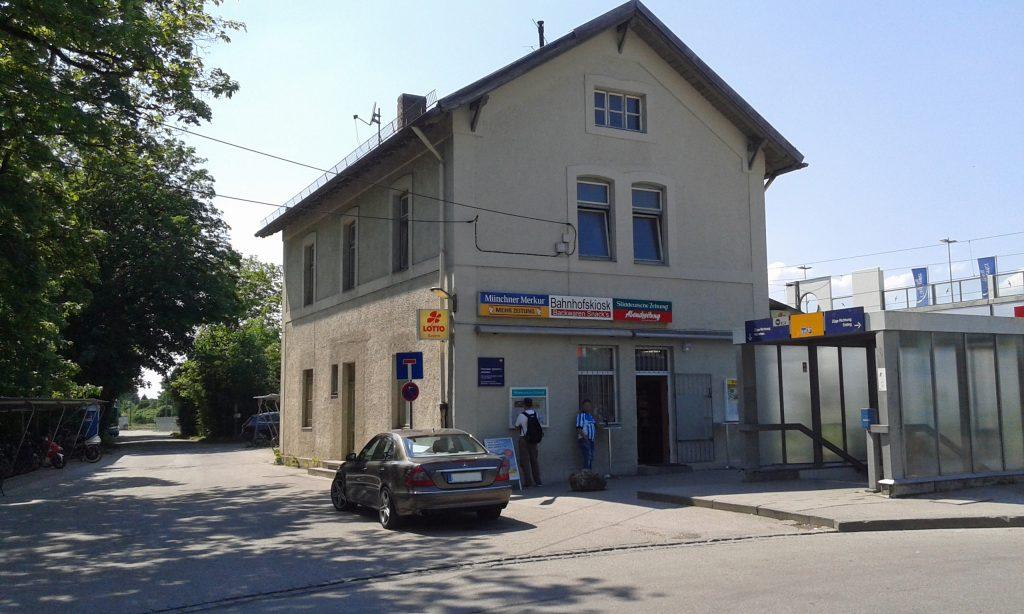 Bahnhöfe der Region - Poing