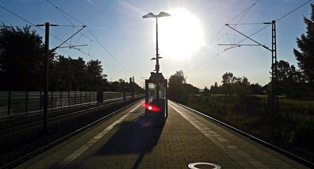 Bahnhöfe der Region - Gronsdorf