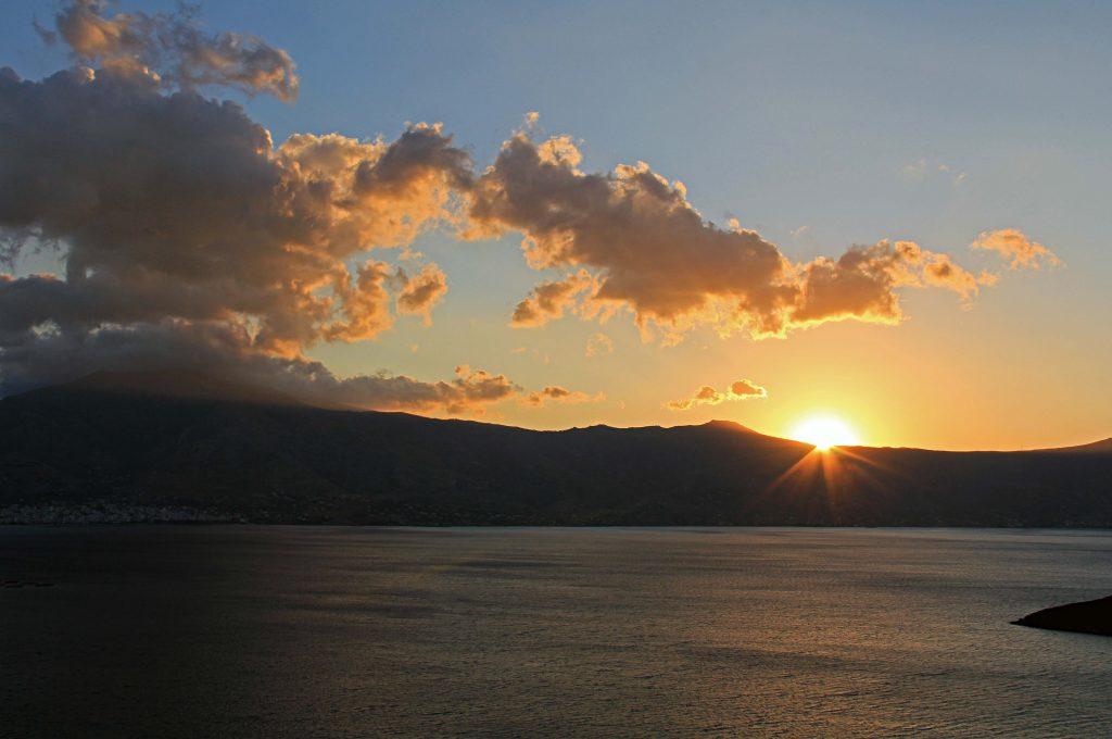 Morgenstimmung in Karystos