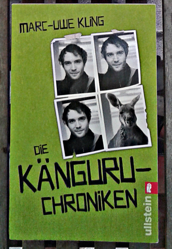 Urlaubslektüre 3: Die Känguru-Chroniken