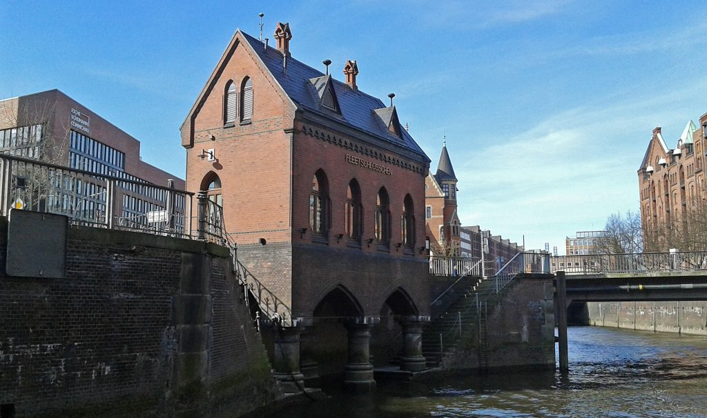 Hamburg: Fleetschlösschen