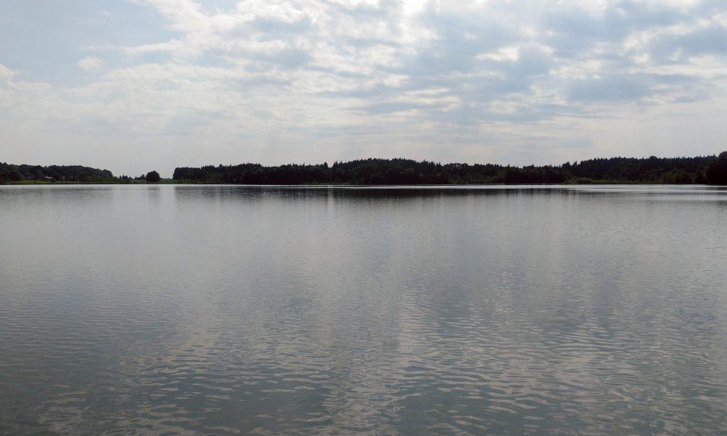 Pelhamer See - Die Weite
