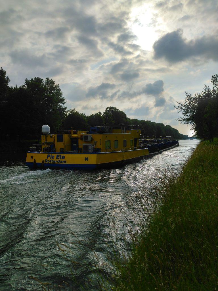 Romantik am Wesel-Datteln-Kanal