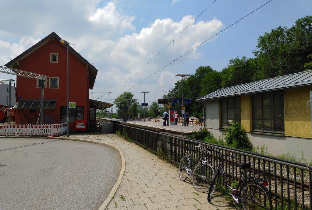 Lohof Bahnhof - auf der Jagd zum zweiten Prozent