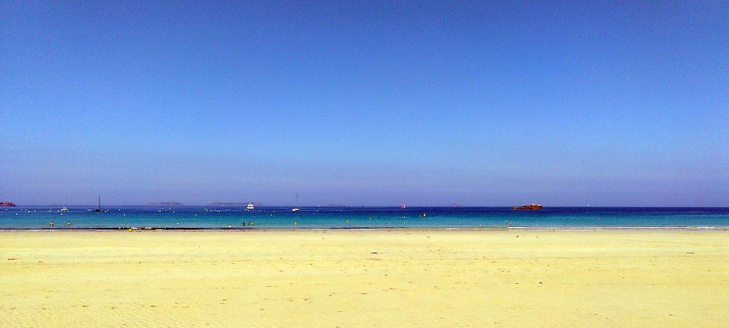 Karibisch wie in der Bretagne