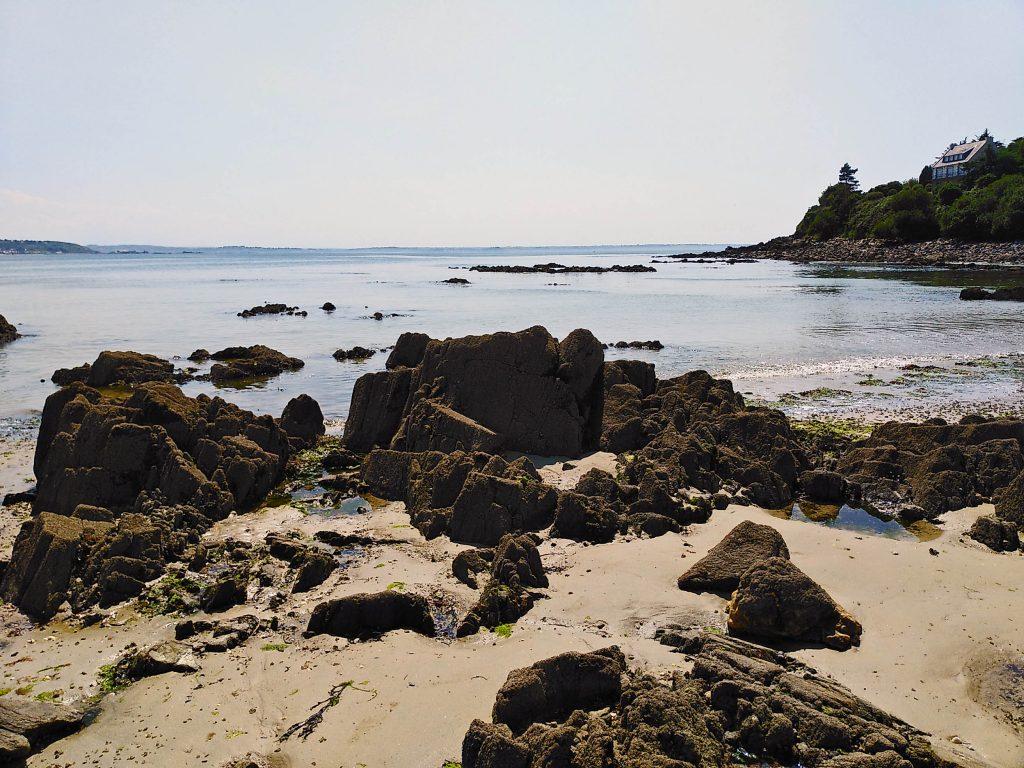 Bretonischer Strand