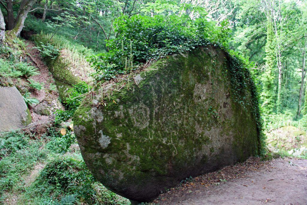 Das Vallée des Grands Traouïero - ein verwunschenes Tier?