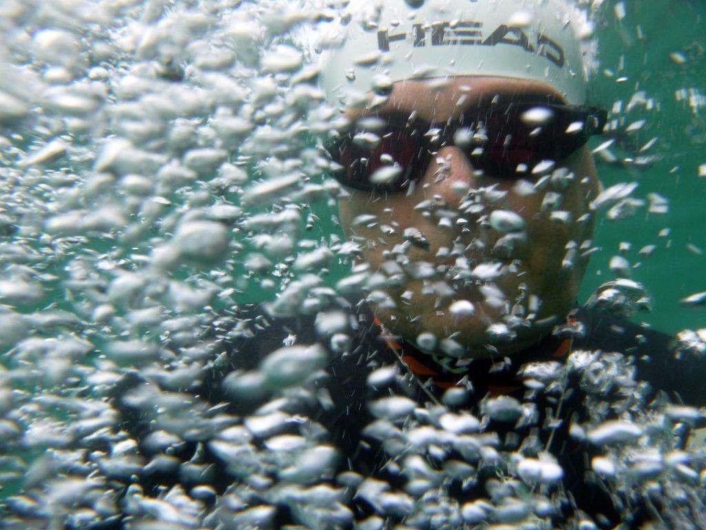 Todesfalle Kiesweiher - Kopf unter Wasser
