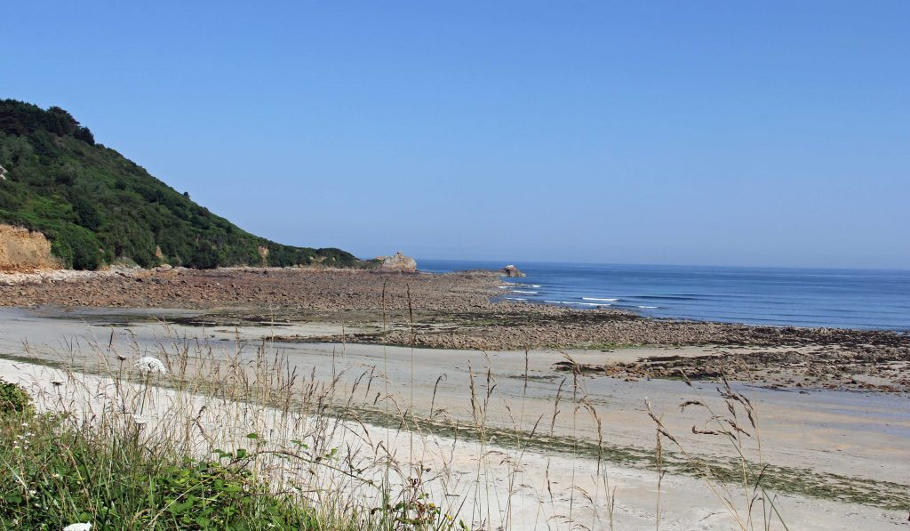 Traumküste Bretagne im Juli