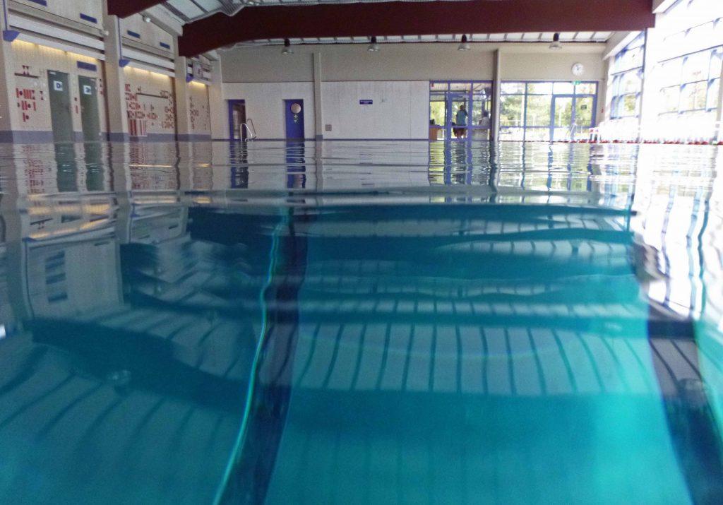 Einsamkeit im Becken