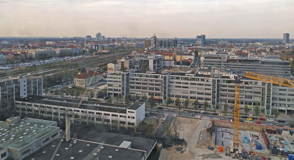 Eine Stadt wie jede andere. München