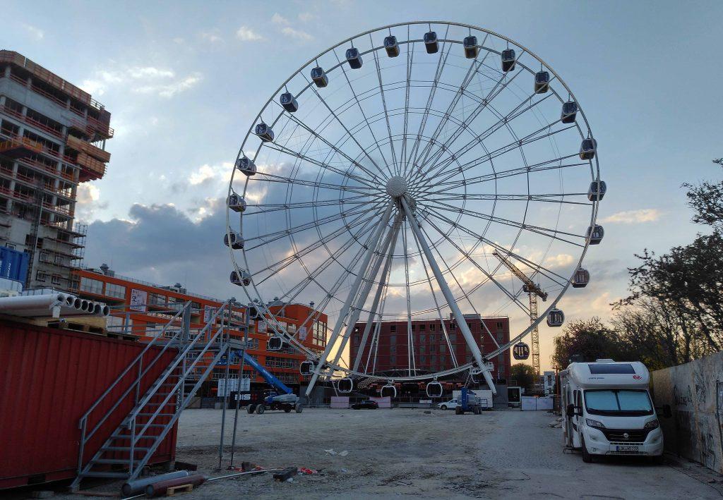 Hi-Sky - Münchens neues Riesenrad