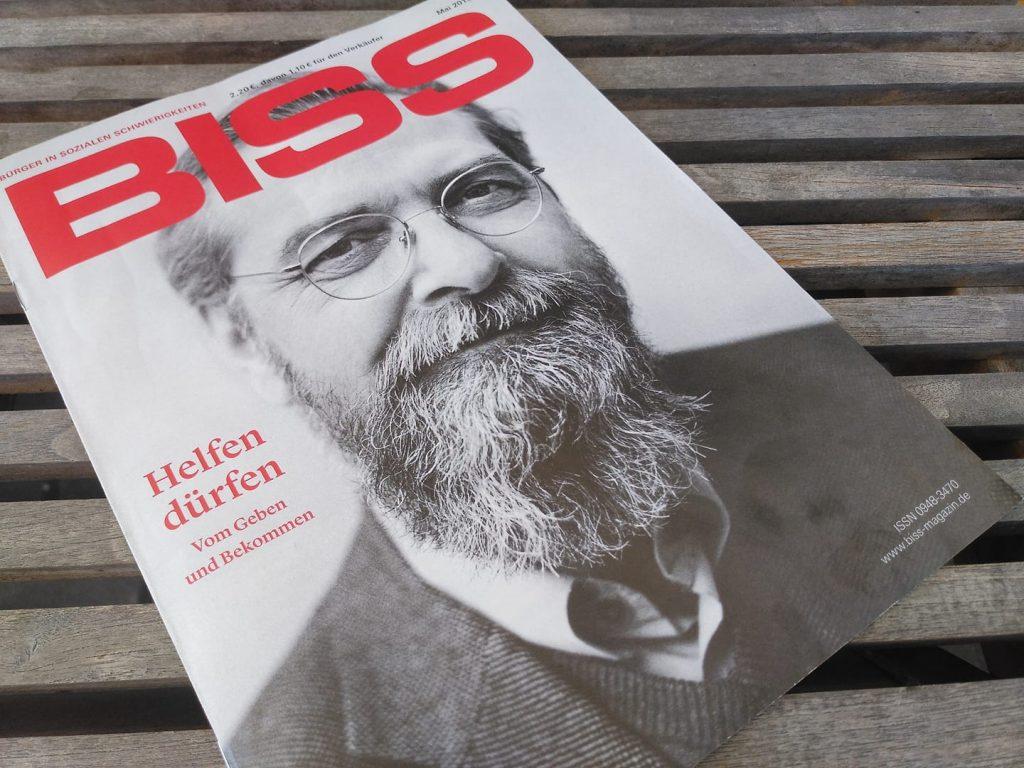 Biss - Münchner Straßenzeitung