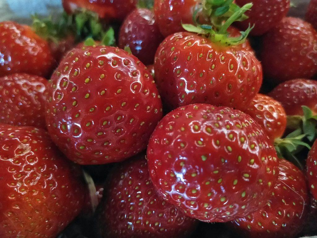Erdbeeren - Sonntagsarschloch