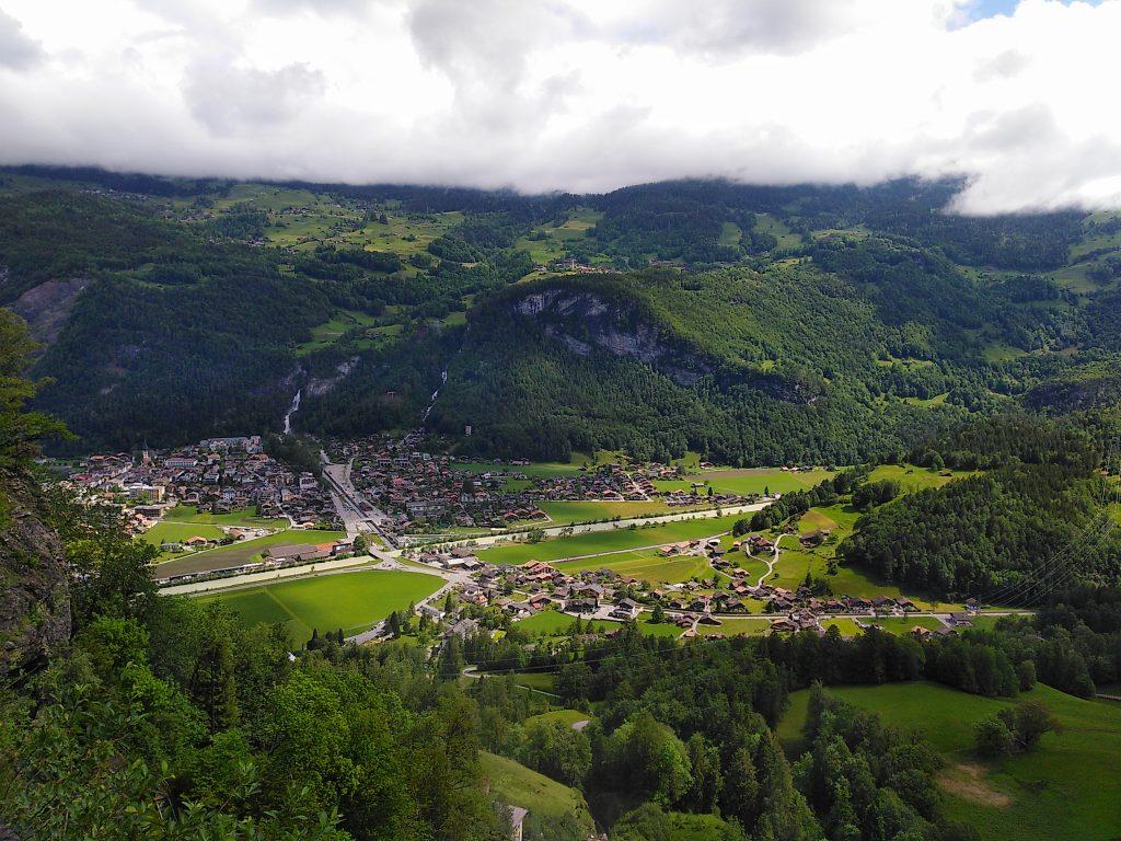 Meiringen im Berner Oberland