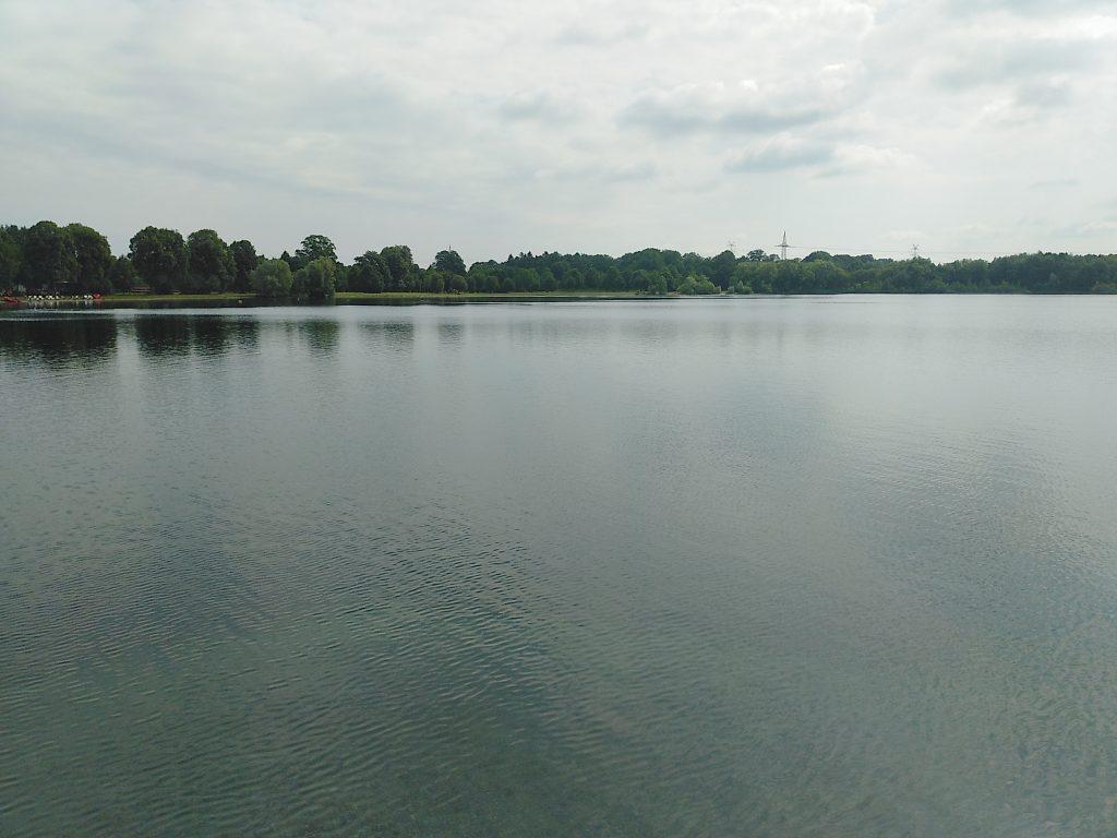 Teil der Doppelpacks: Der Lußsee