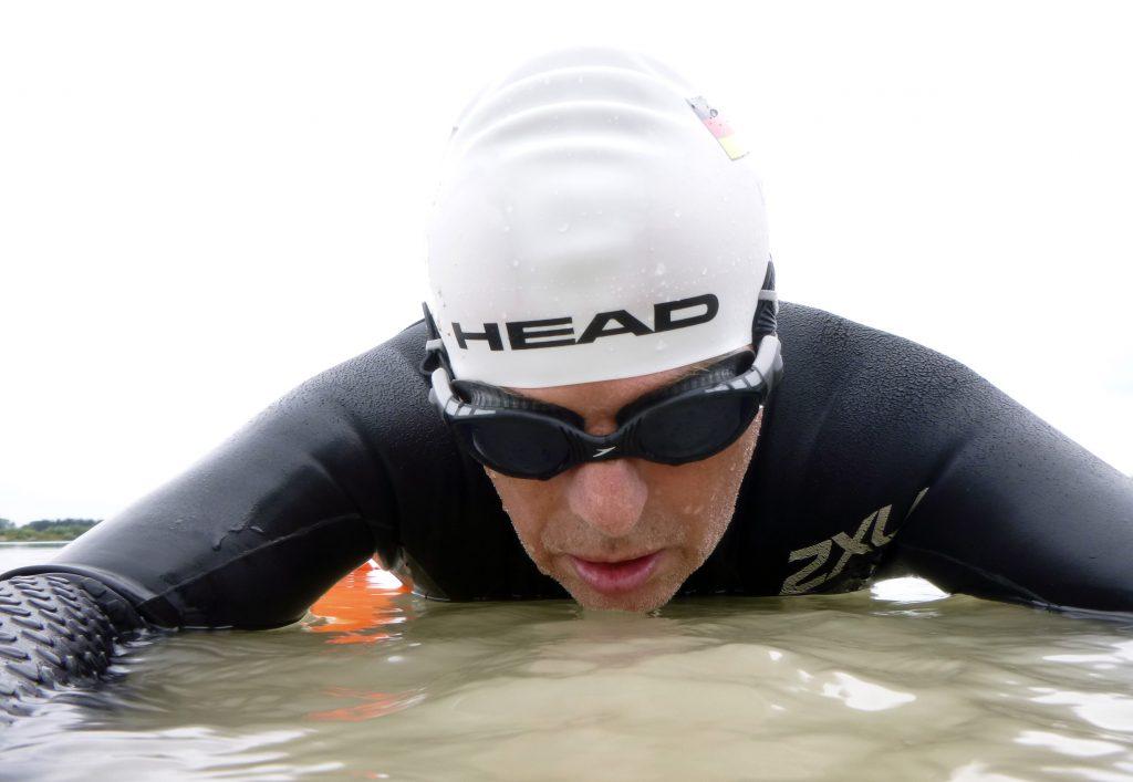 100 Kilometer Freiwasser - mal fehlt die Motivation