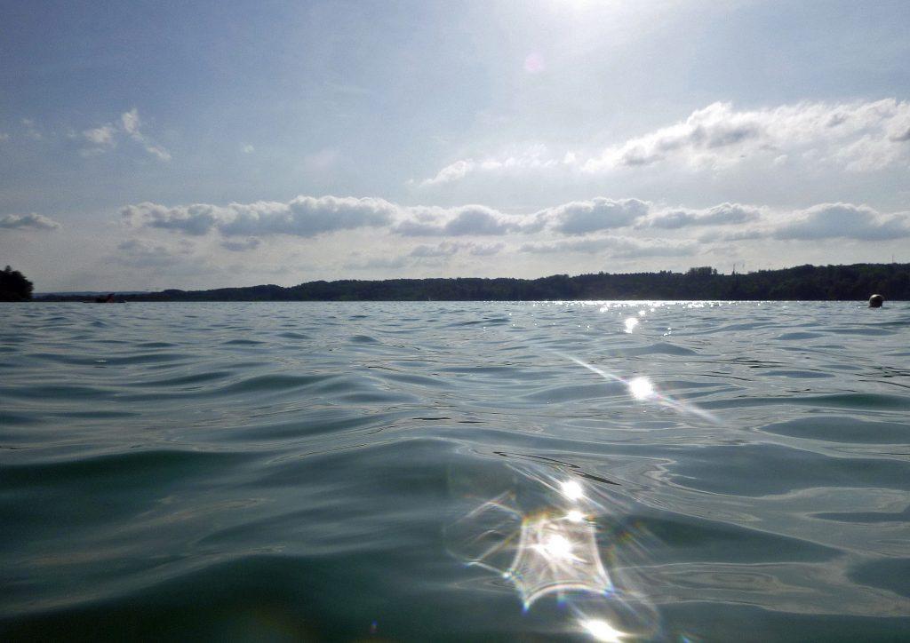 Pilsensee - Kühle überm See