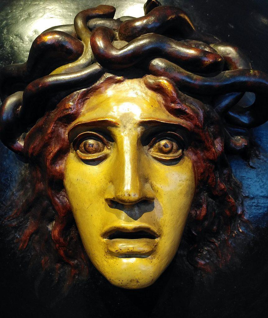 Arnold Böcklin: Medusa
