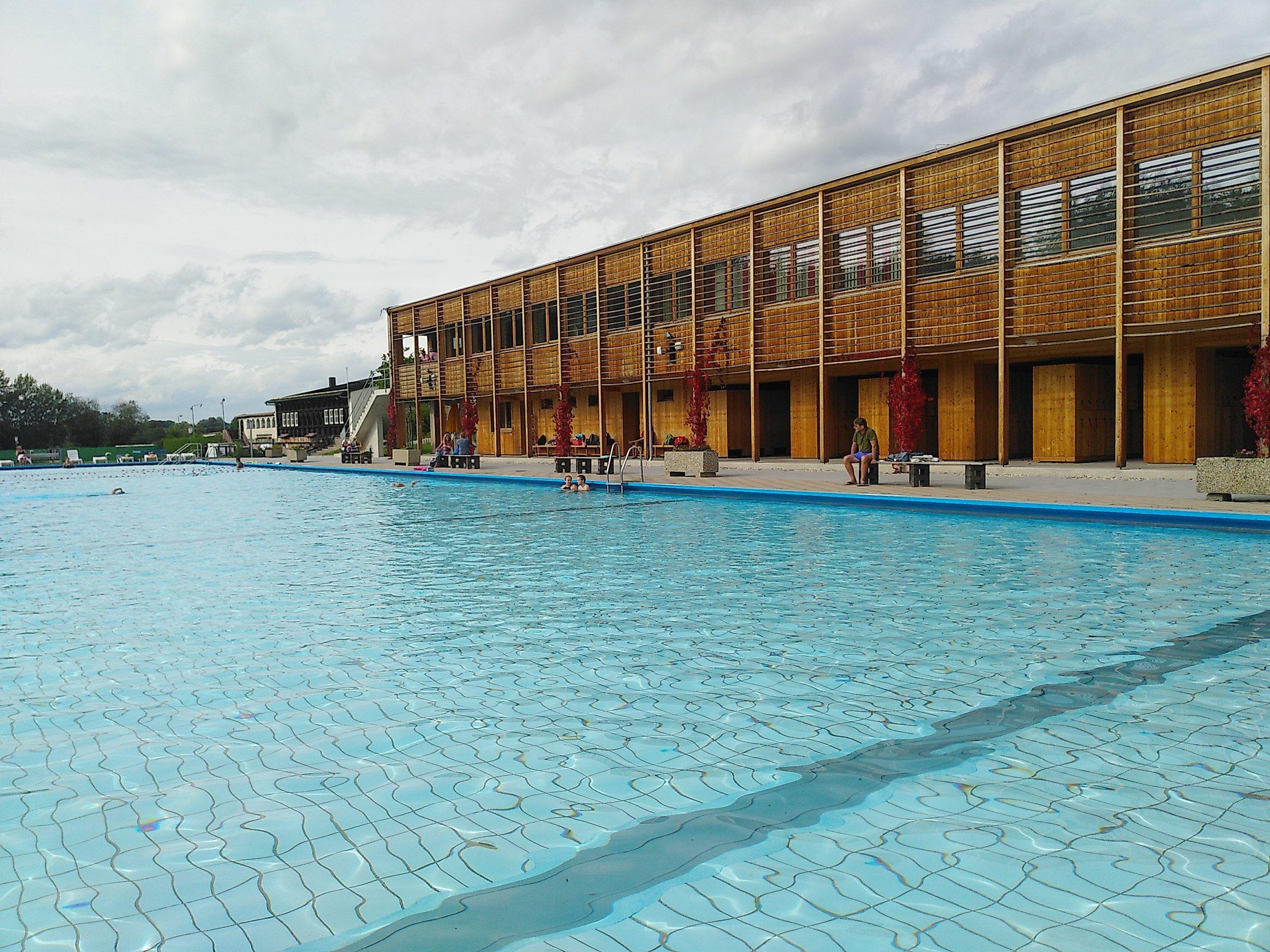 Taufkirchen - die Freibadsaison ist zu Ende