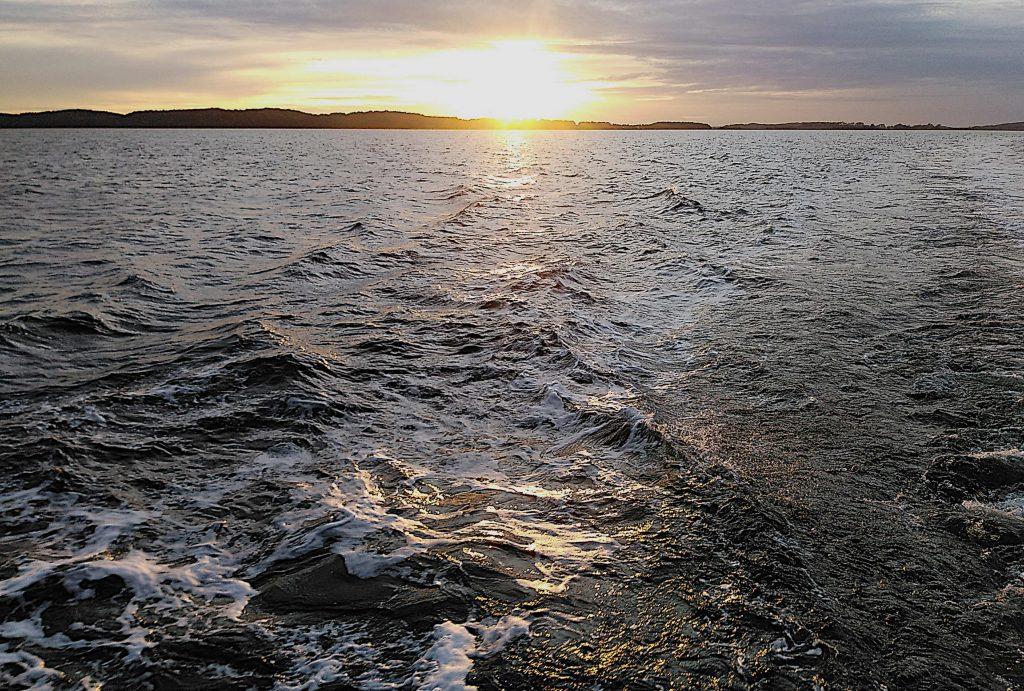 Meer, Sonne, Wellen
