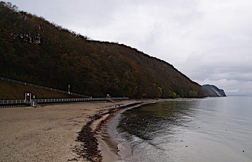 Der Strand on Sellin