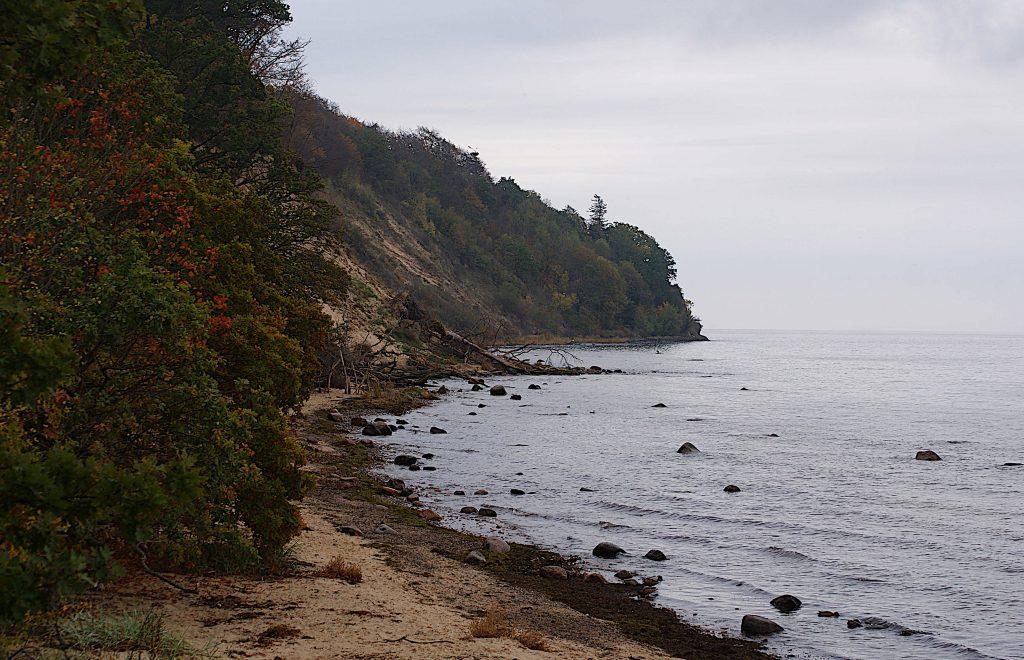 Strand - Meer -Herbst. Rügen