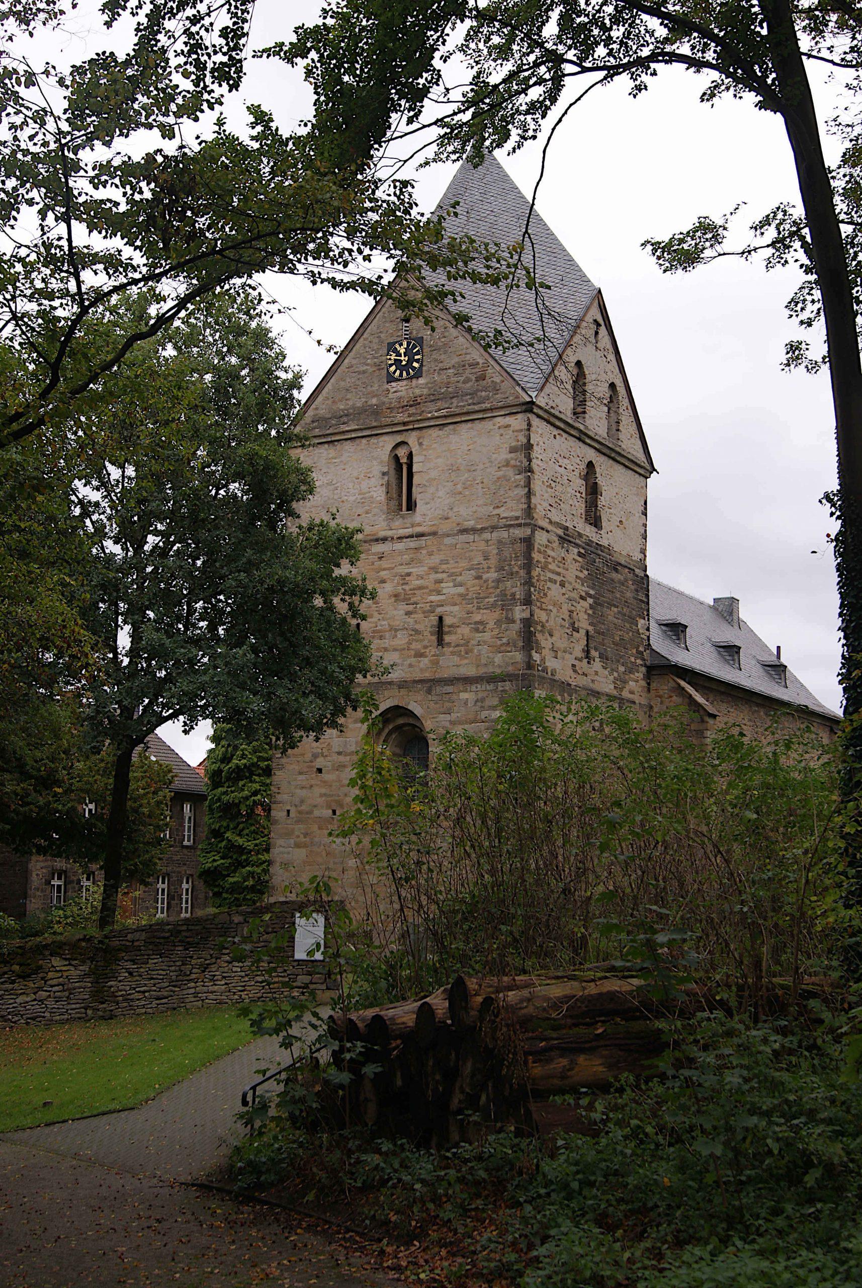 St. Peter Kirche auf der Hohensyburg