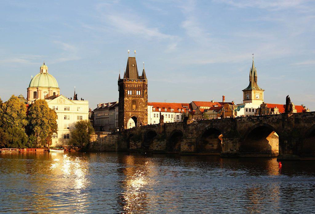 Prag, die goldene Stadt an der Moldau