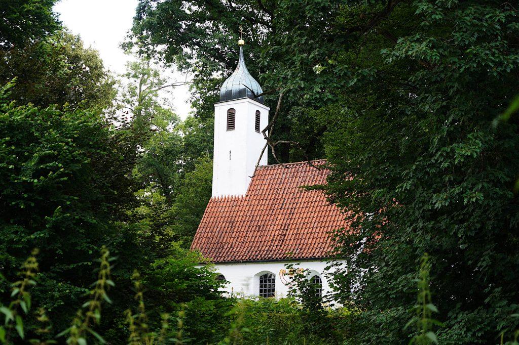 Im Weltwald: St. Clemens